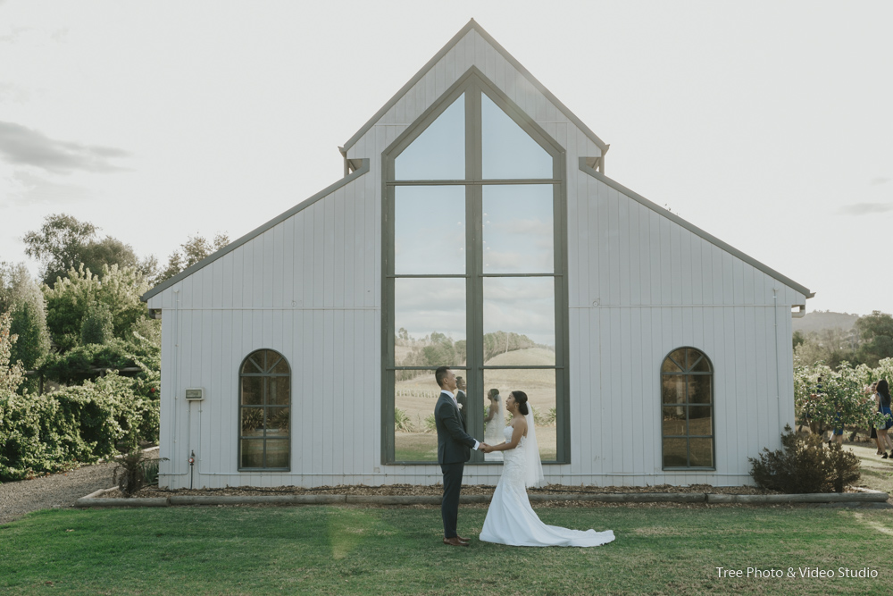 Immerse Winery Wedding KM 103 - 13 Beautiful Wedding Venues In The Yarra Valley (Part1)