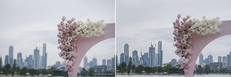Luminare Wedding AA 41 - Ash & Ashna's Wedding Photography @ Luminare