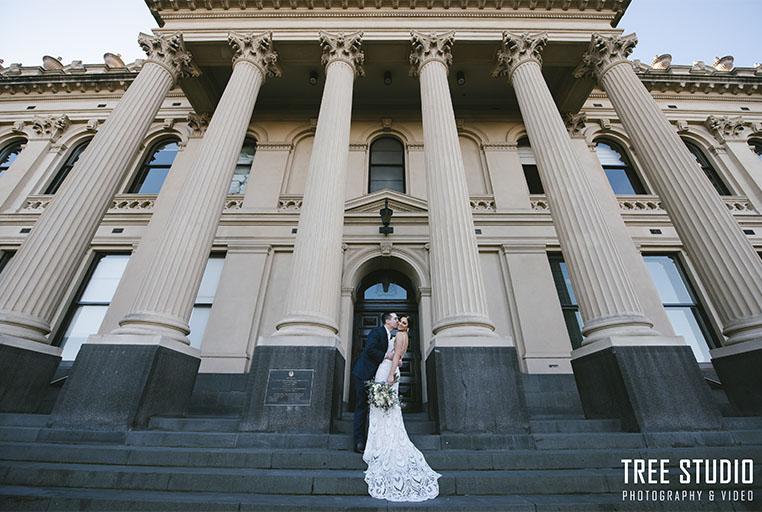 South Melbourne Canvas house Wedding JR 57 - Jennifer & Roberto's Wedding Photography @ Canvas House
