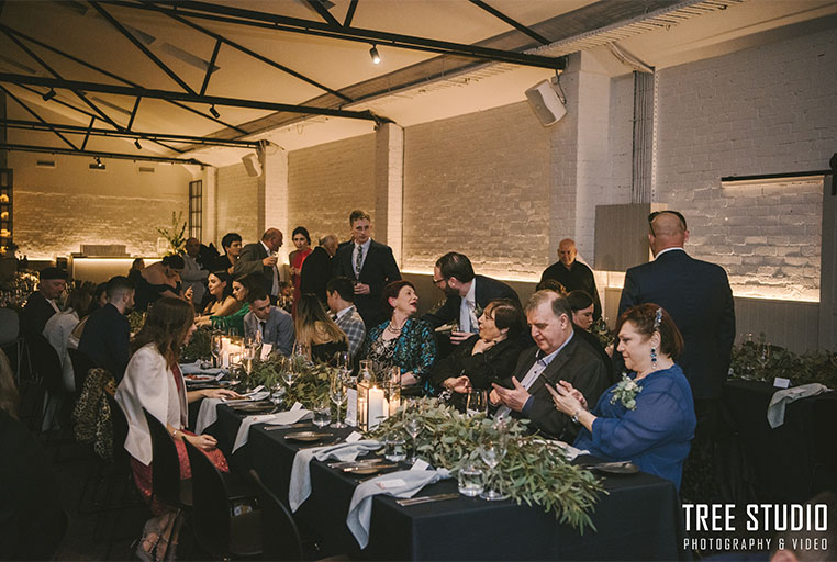 South Melbourne Canvas house Wedding JR 74 - Jennifer & Roberto's Wedding Photography @ Canvas House