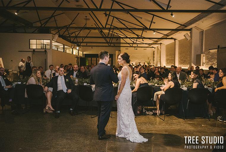 South Melbourne Canvas house Wedding JR 83 - Jennifer & Roberto's Wedding Photography @ Canvas House