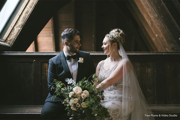 Montsalvat Wedding Photography MJ 124 - 10 Melbourne Heritage Wedding Venues to Consider for Weddings