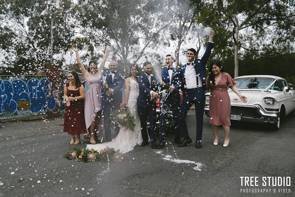 Collingwood Childrens Farm Wedding Photography - Top 5 Unique Wedding Venues in Melbourne