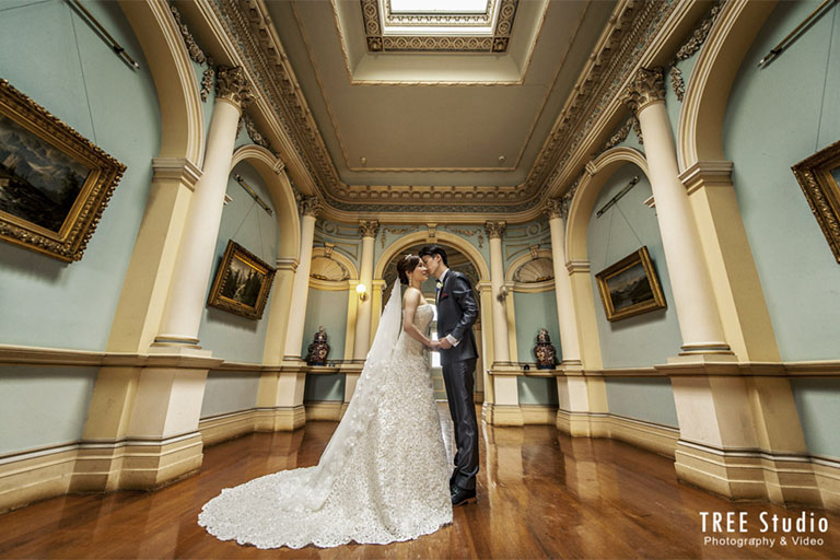 Werribee Mansion Wedding Photography 15 - 10 Melbourne Heritage Wedding Venues to Consider for Weddings