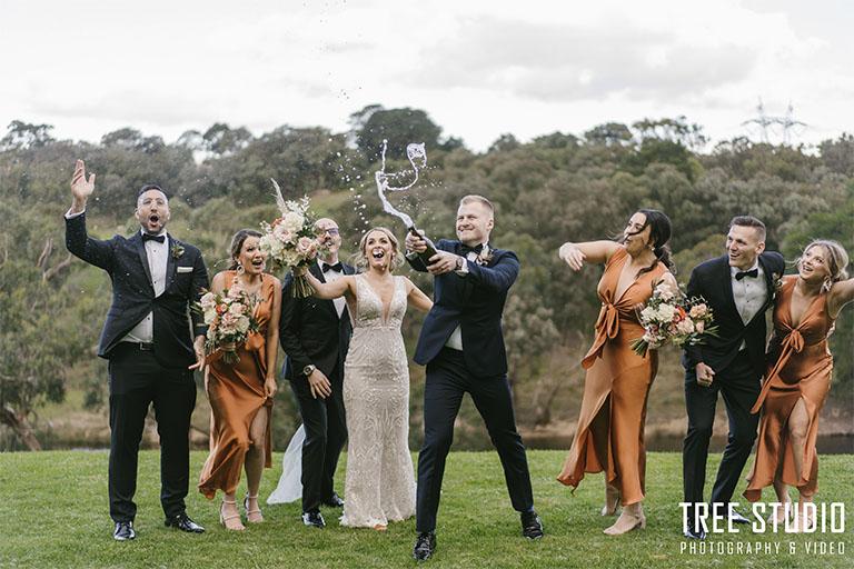 The Farm Yarra Valley Wedding Photography EM 39 - Wedding Photography in Melbourne: 25 Must-Do Photos on Your Wedding Day