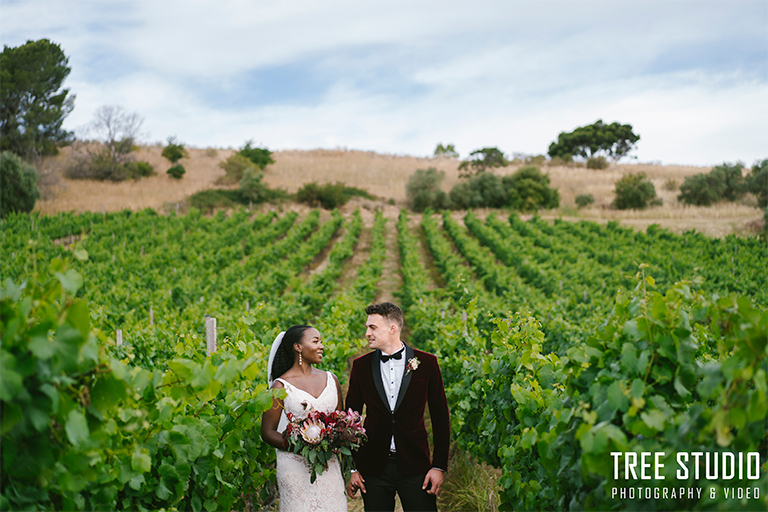 Goona Warra Vineyard Wedding Photography 1 - Charity & Vaun Wedding Photography @ Goona Warra Vineyard